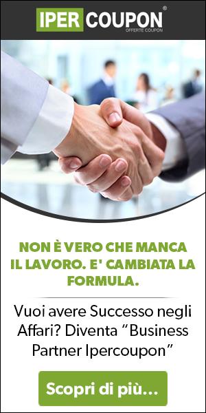 Opportunità di Lavoro & Business IPERCOUPON!